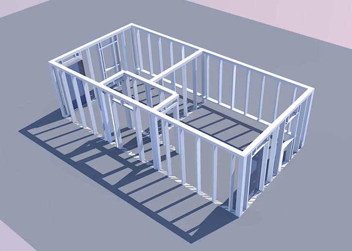 Structure intérieure