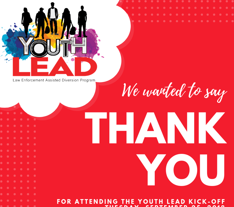 Youth LEAD SM Thank you