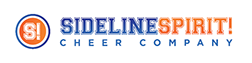 Sideline Spirt Cheer Company Logo.PNG
