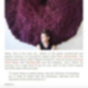Jealous Curator post of Molly Gambardella