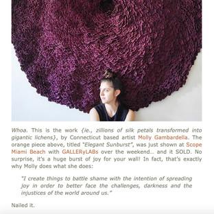 The Jealous Curator article.