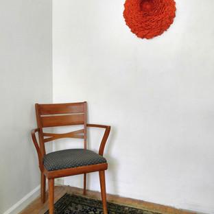 Lichen 5 (red - orange), 2019
