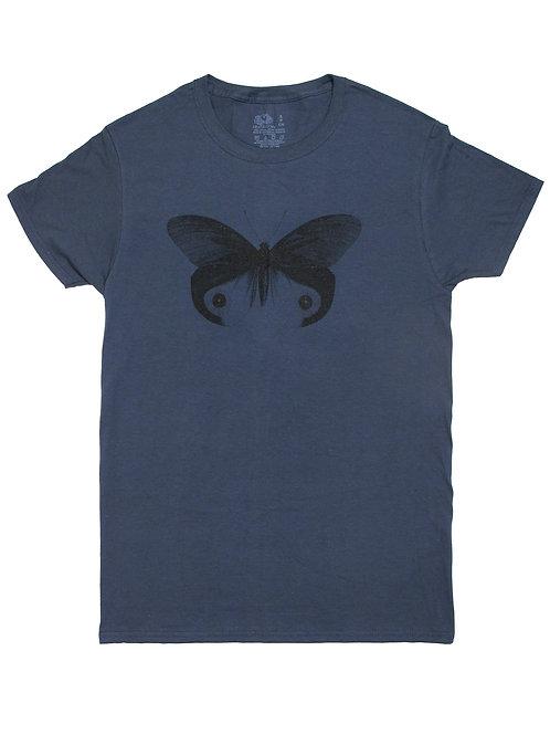 The Giant Polyphemus Moth