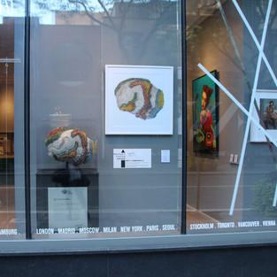 Vitale, on display at Lumas Gallery, Toronto, ON.