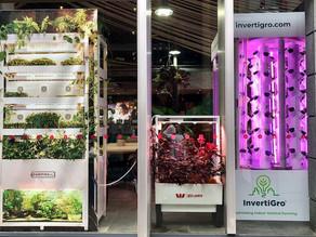 InvertiGro Urban Farming Showcase