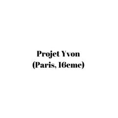 Projet Yvon