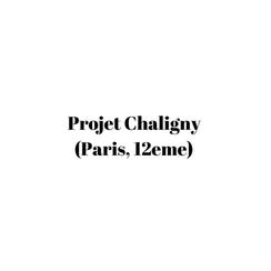 Projet Chaligny