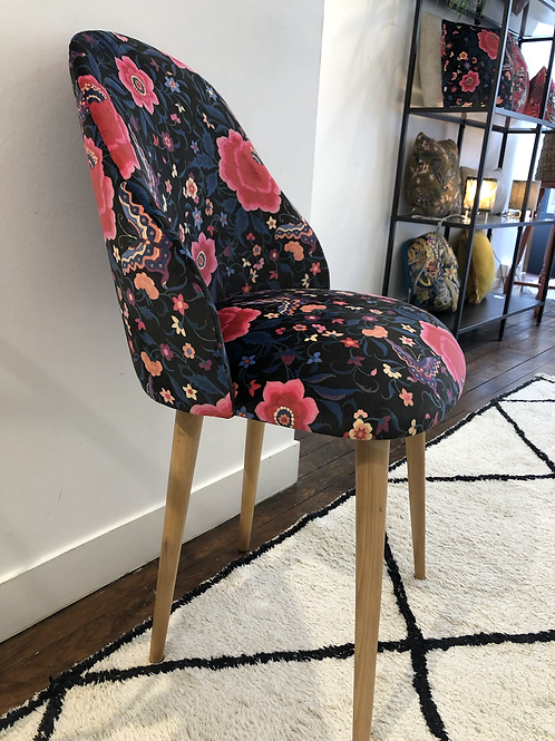 Chaise Flowers