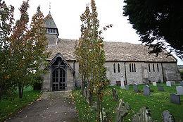 St John's Church Foxham