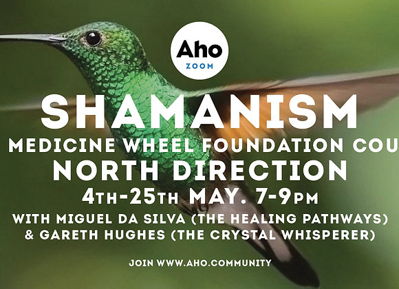 NORTH Direction, Foundation Course, 4th-25th May. 7-9pm