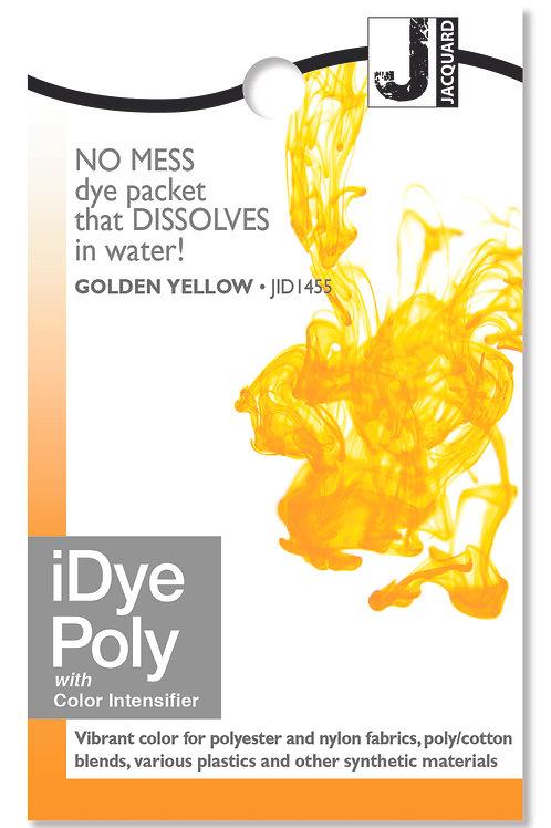 Jacquard iDye Poly - 1455 Golden Yellow