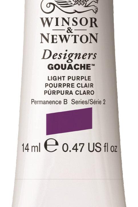 360 W&N Designers' Gouache 14ml - Light Purple