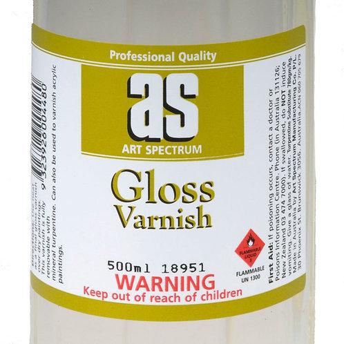 AS Gloss Varnish