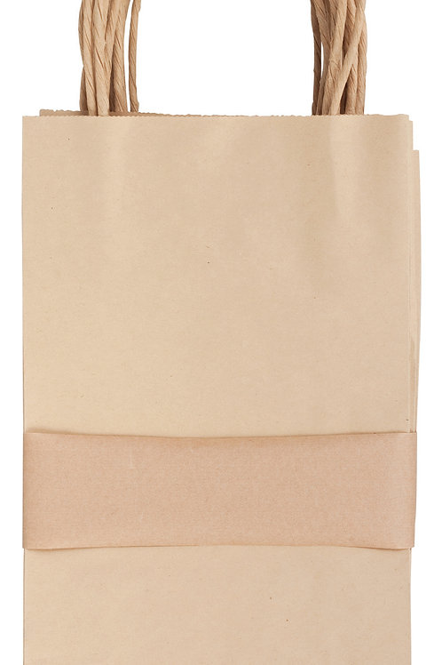 PA036-SM CS Paper Bags with Handle Small