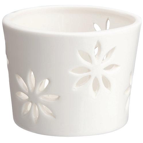 CS Ceramic Tea Light Holders