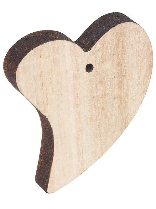 CN528 Wooden Hearts