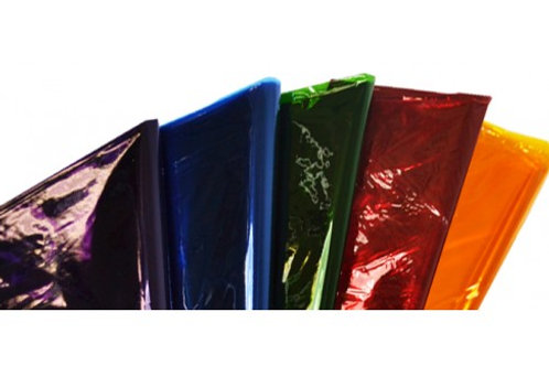 18527 RB Cellophane Craft packs 750mm x 1m Assorted