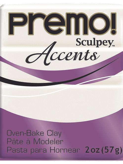 Premo Accents 57gm - Pearl
