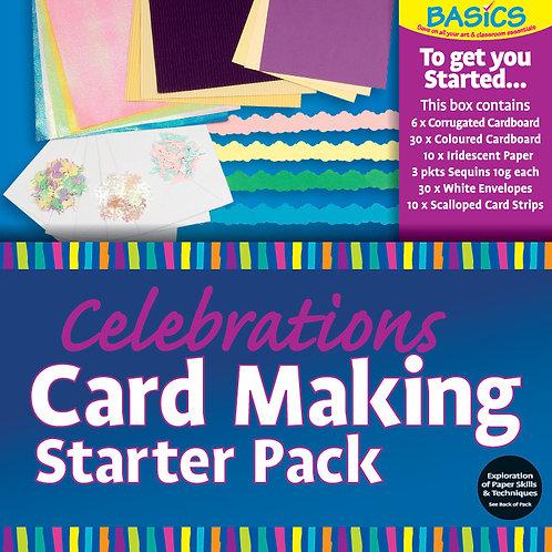 CB884 CS Celebrations Card Making Starter Pack