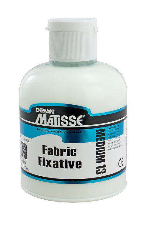 Matisse Fabric Fixative 250ml