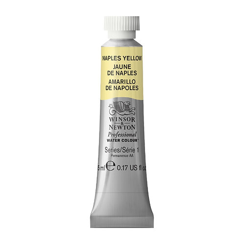 422 W&N Professional Water Colour - Naples Yellow