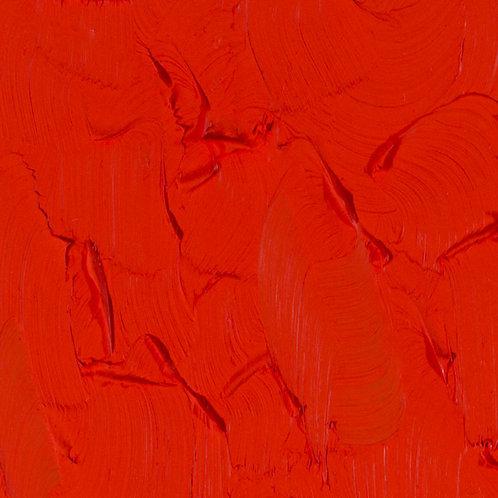 1140 Gamblin Fastmatte Oil Colour 37ml - Cadmium Red Light