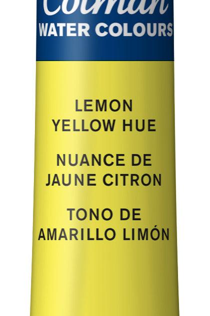 346 W&N Cotman Water Colour - Lemon Yellow Hue