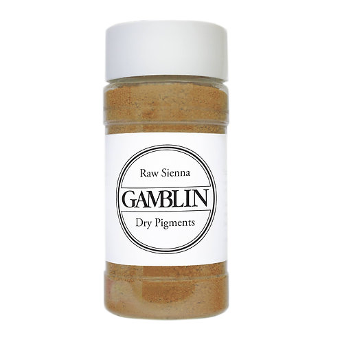 Gamblin Dry Pigments - Raw Sienna