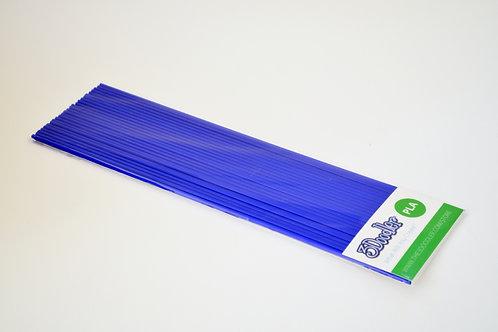 3Doodler PLA Plastic Strands - Royal Blue