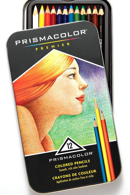 Prismacolor Premier Pencil Sets