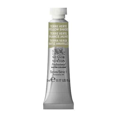 638 W&N Professional Water Colour - Terre Verte (Yellow Shade)