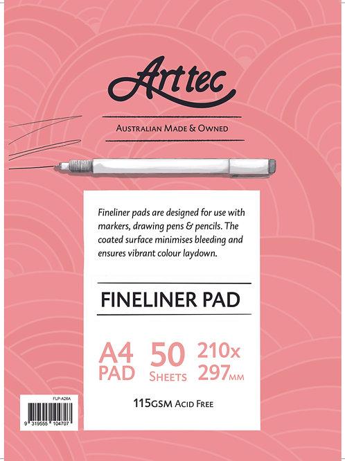 Art tec Fineliner Pads