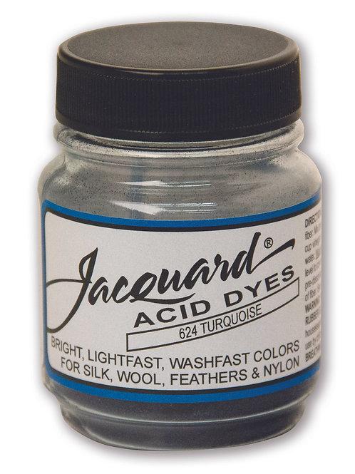 Jacquard Acid Dyes - Turquoise