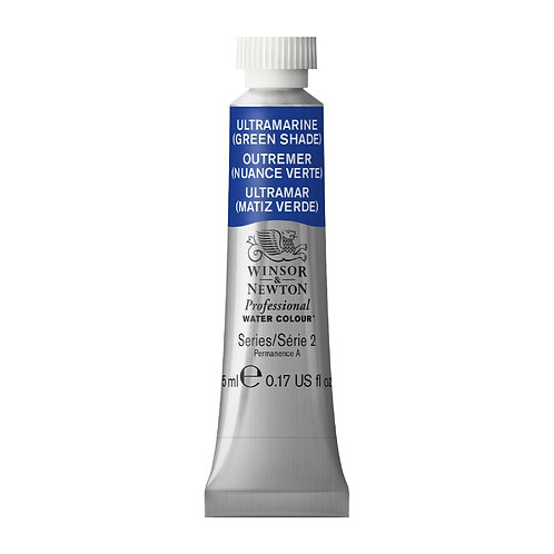 667 W&N Professional Water Colour - Ultramarine (Green Shade)