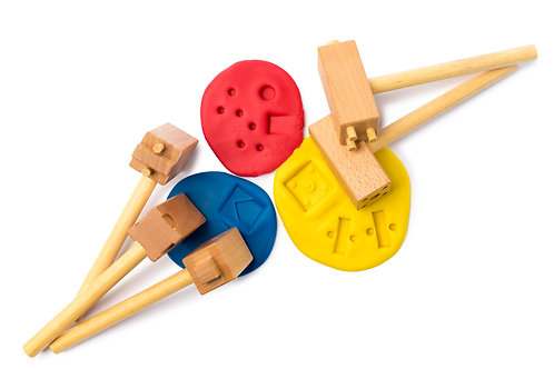 CH5 Clay Hammers (Set of 5)