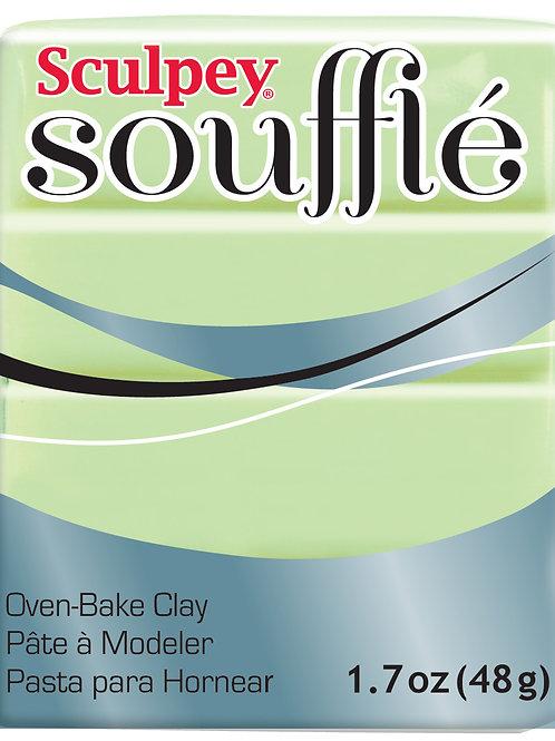 Sculpey Soufflé 48gm - Pistachio