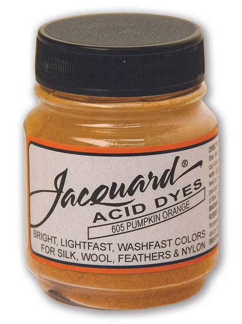 Jacquard Acid Dyes - Pumpkin Orange