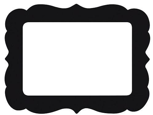 SA016 CS Scratch Photo Frames