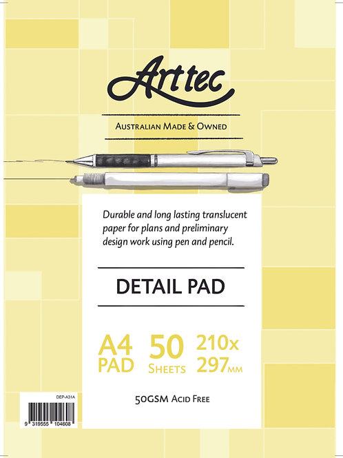 Art tec Detail Pads