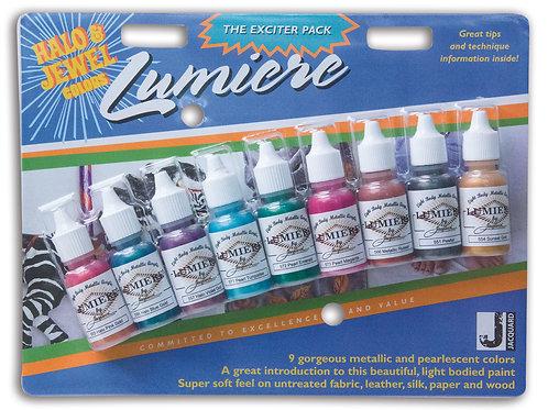 Jackquard Lumiere Halo & Jewel Exciter Pack