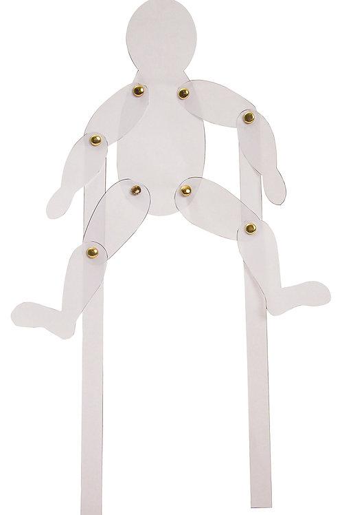 CS Cardboard Puppet Dolls