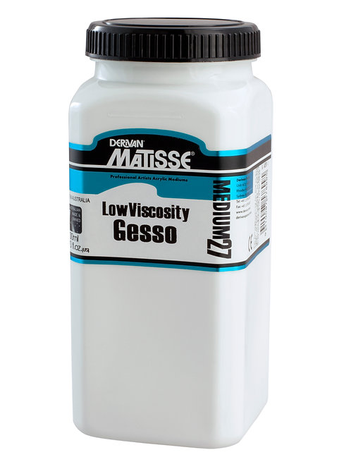 Matisse MM27 Low Viscosity Gesso