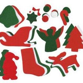 FE088 CS Christmas Shapes