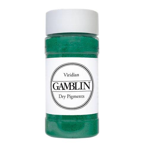 8740 Gamblin Dry Pigments - Viridian