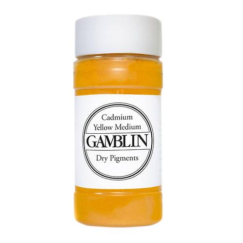 Gamblin Dry Pigments - Cadmium Yellow Medium