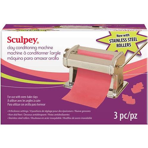Sculpey Clay Conditioning Machine