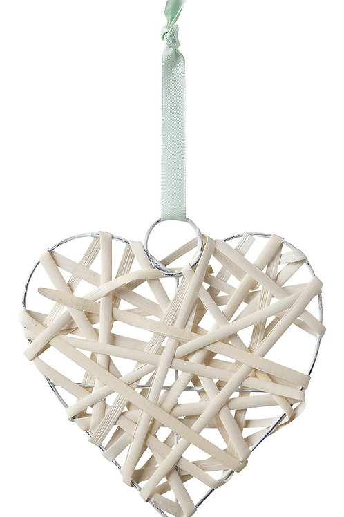NP148 Natural Mesh Hearts