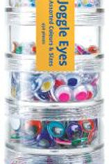 EE420 CS Stackables - Joggle Eyes Coloured