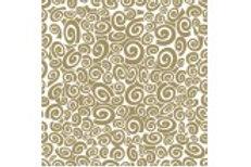 CRGM Printed Club Roll Gold Motif