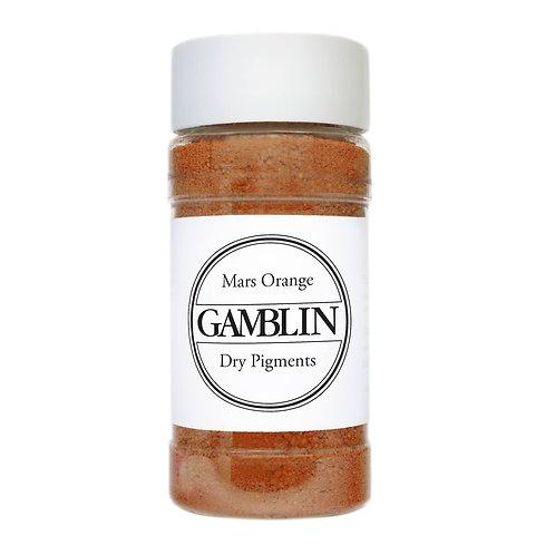 Gamblin Dry Pigments - Mars Orange